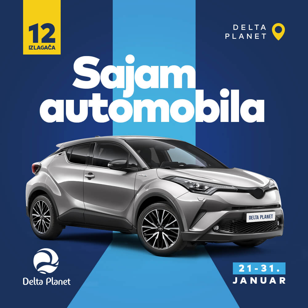 Sajam automobila, Delta Planet, sajam, automobili, Banja Luka