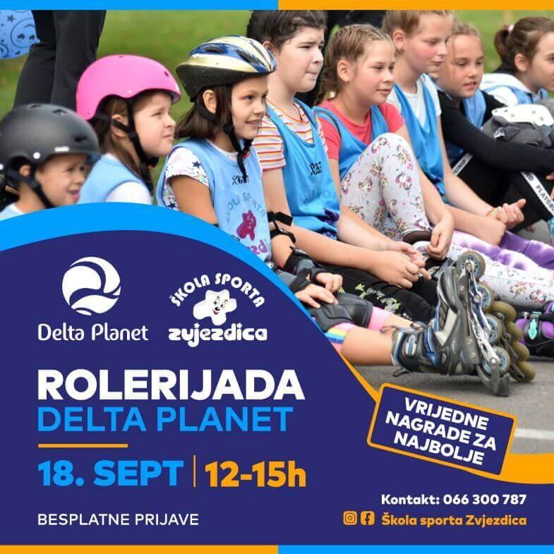 Delta Planet - Rolerijada 2021